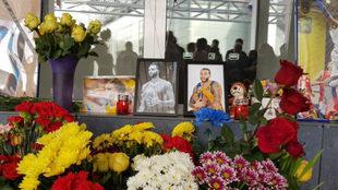 Imagen del tributo del Khimki a Tyler Honeycutt