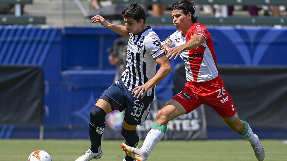 Necaxa se impone a Rayados en la Supercopa MX