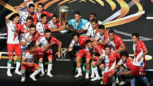 Los Rayos se quedaron con la Supercopa MX