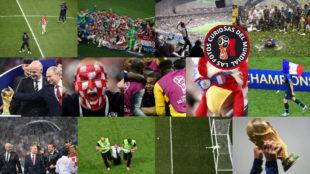 Las fotos curiosas del Mundial