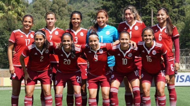 Fútbol Femenil: La Selección Femenil buscará defender el ...
