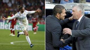 La última ofensiva del United por Bale, Ancelotti va a por un defensa del Atlético...