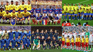 World Cup winning sides