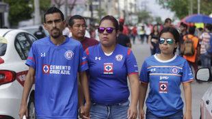 Cruz Azul se reencontrará con su afición en el Estadio Azteca.