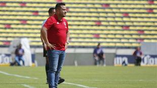 Fernando Samayoa confía que habrá resultados.