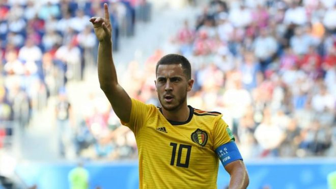Madrid Reserve Shirt Number For Hazard