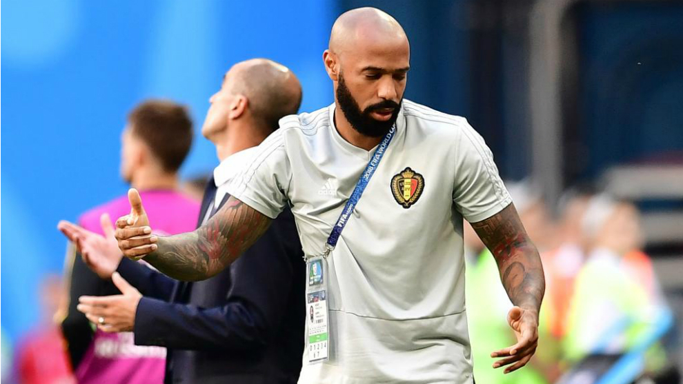 Thierry Henry steps down from Sky Sports punditry role