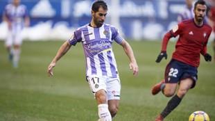El capitán del Real Valladolid afronta con ilusión la temporada en...