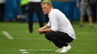 Hallgrímsson deja de ser seleccionador de Islandia y ¡vuelve a trabajar como dentista!