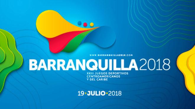 Resultado de imagen para Juegos Centroamericanos y del caribe Barranquilla 2018 pagina oficial