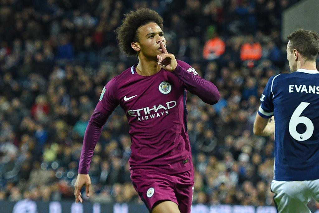 15. Leroy Sane (Manchester City): From 30m to 90m euros (an increase of 200 percent)