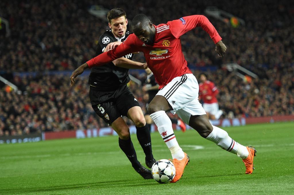 14, Romelu Lukaku (Manchester United): From 40m to 100m euros (150 percent)