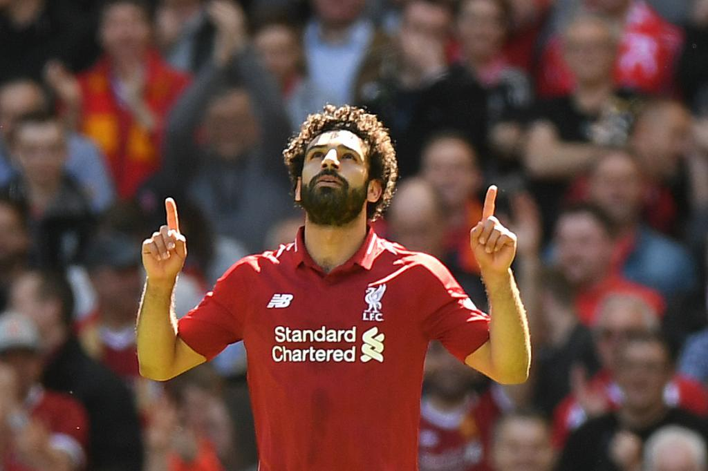 2. Mohamed Salah (Liverpool): From 27m to 150m euros