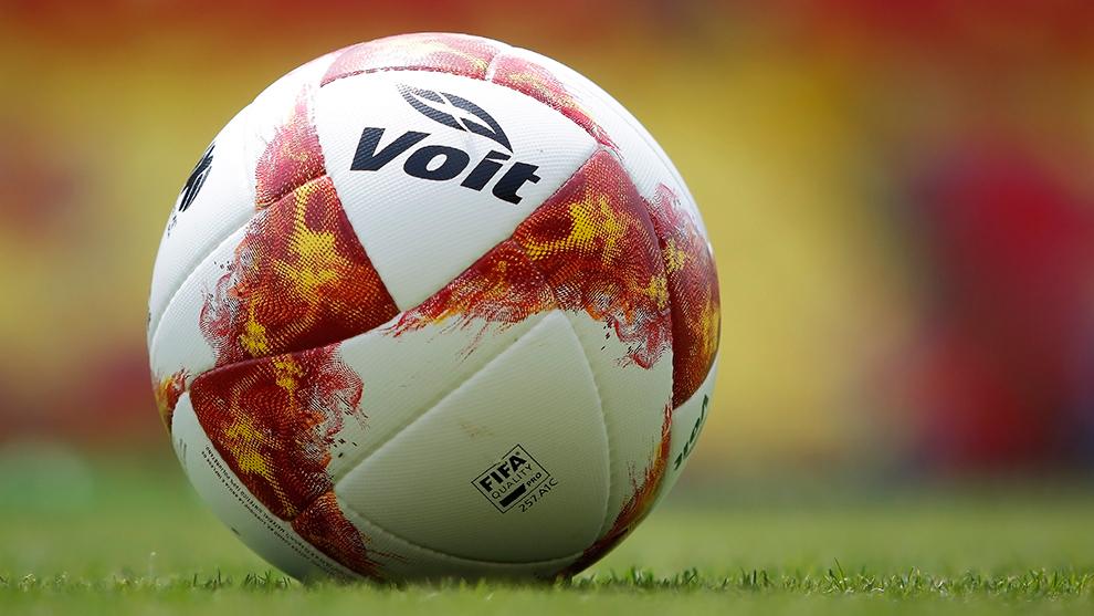 Balón del Apertura 2018 de la Liga MX.