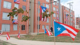 Casa de Puerto Rico en la Villa Centroamericana en Barranquilla 2018