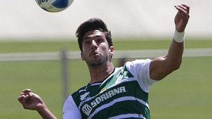 Ediardo Herrera vivirá su segunda etapa con Santos.
