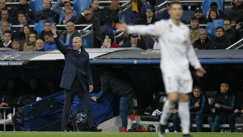 ¿Y si Zidane se fue por lo de Cristiano?