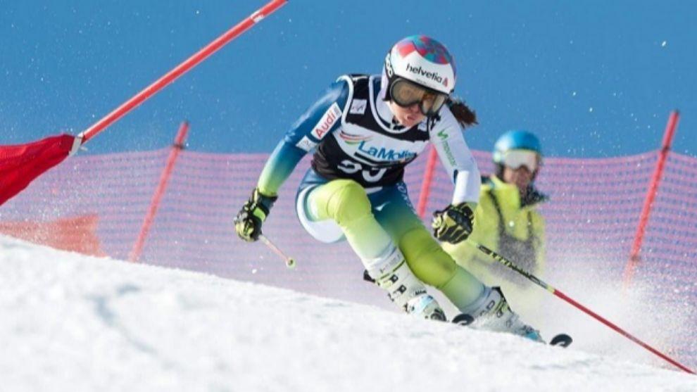 Júlia Bargalló ha decidido colgar los esquís a los 23 años