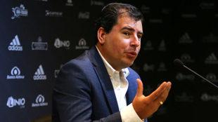 Fabricio Bassa reconoció apoyo inmediato de Márquez, tras su retiro.