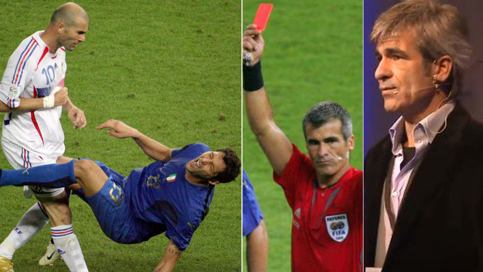 Football Referee Of 2006 World Cup Final Explains His Decision To