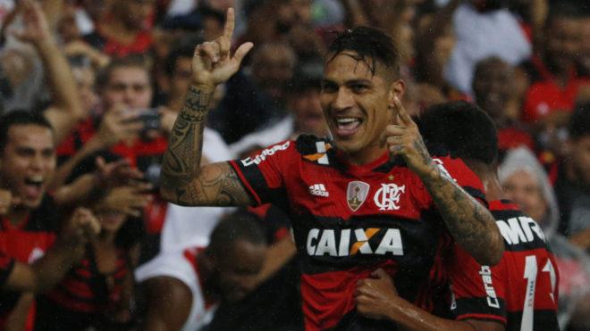 Guerrero ya puede jugar con Flamengo — Habló el Tribunal