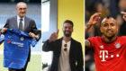 Maurizio Sarri, Alisson Becker y Arturo Vidal, protagonistas en el...