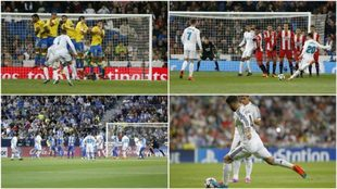 Who will take Real Madrid's freekicks now?