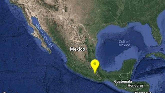 Alarma en México por un terremoto de 5,9 grados