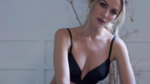 Edurne strips naked on Instagram to celebrate a million followers