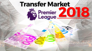 The completed transfers of Premier League clubs