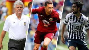 Tuca, Marchesin y Pizarro, elegidos lo mejor de la Liga MX.