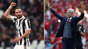 LIVE: Wenger's exotic offer and Chelsea's push for Higuain