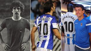 Zamora, Xabi Prieto y Oyarzabal