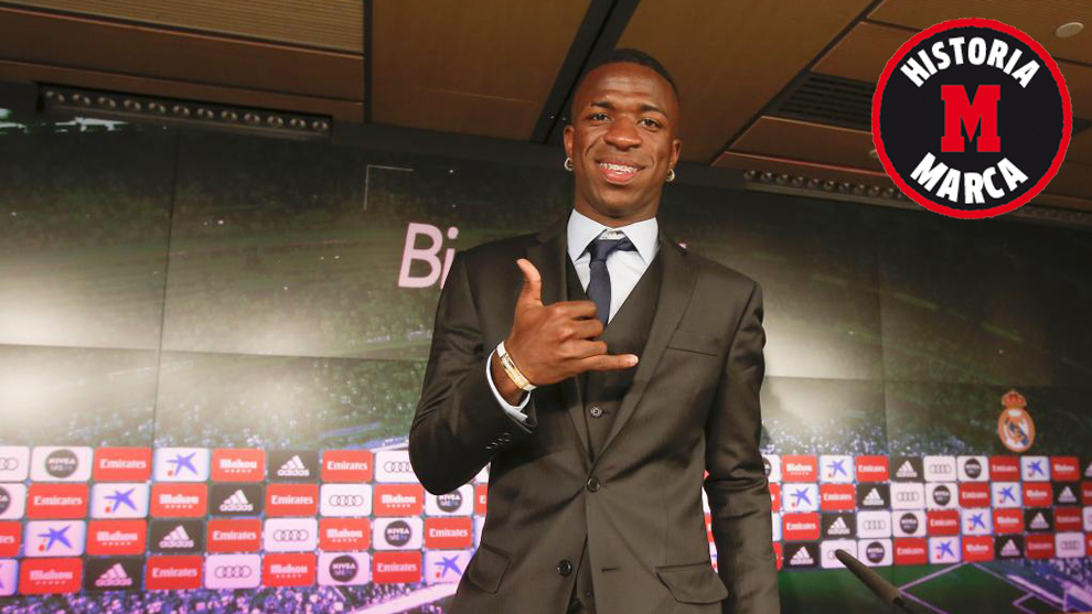 Lopetegui holds the key to Vinicius Junior's future