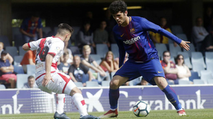 Alena will be like an autumn signing for Barcelona