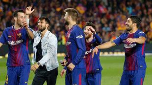 The replacements Barcelona have lined up