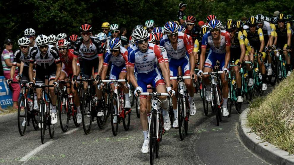 Tour francia hoy
