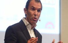 José Antonio López, presidente y consejero delegado de Ericsson...