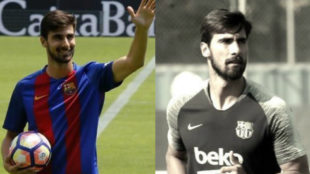 Andre Gomes: From star signing to an inevitable goodbye.