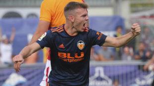 Valencia beat Galatasaray.