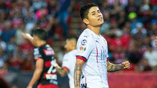 Eduardo López lamenta la derrota de Chivas