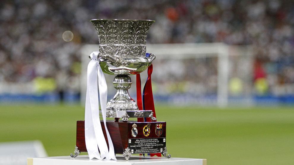 Confirman fecha y estadio para la final de la Supercopa de España