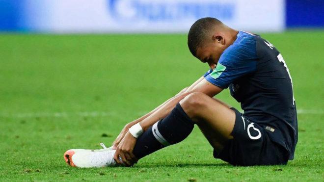 Tiết lộ bất ngờ về Mbappe ở World Cup 2018