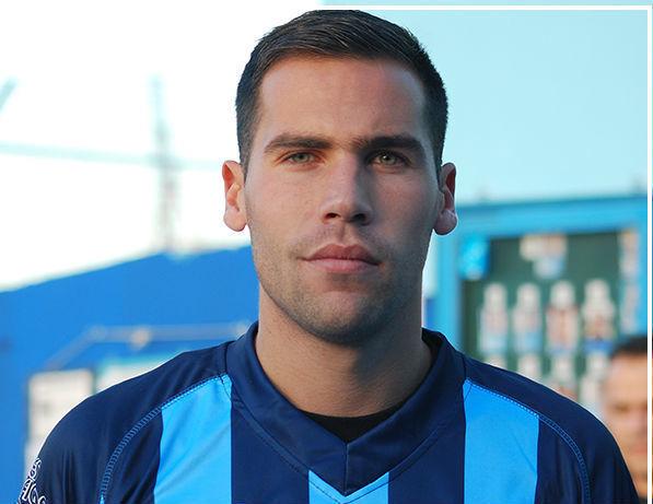 Nahuel Oviedo was arrested