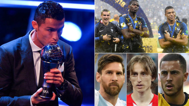 Chelsea star nominated for prestigious award alongside Ronaldo and Messi