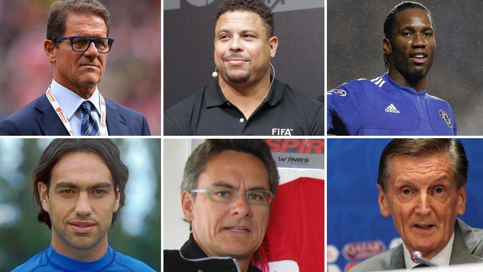 The Best FIFA 2018 jury members