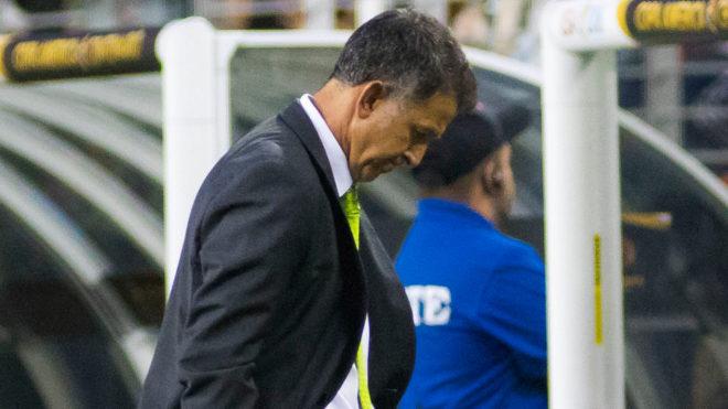 Osorio podría romper ese maleficio en caso de regresar al frente del...