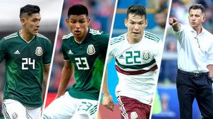 Osorio sacó provecho de la sangre joven tricolor.