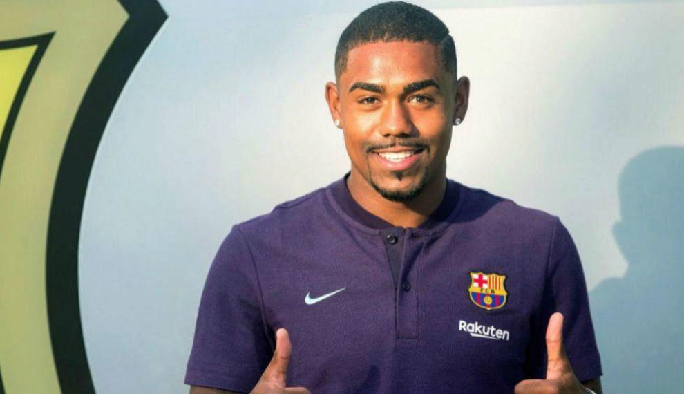 Malcom Menyesal Bergabung ke Barcelona
