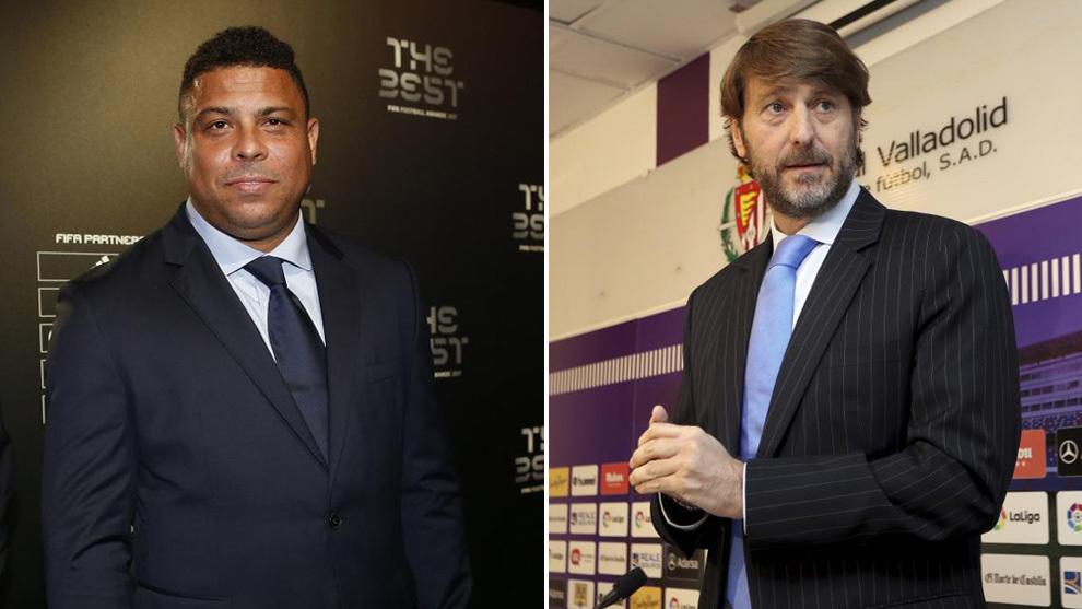 Ronaldo y Carlos Suárez